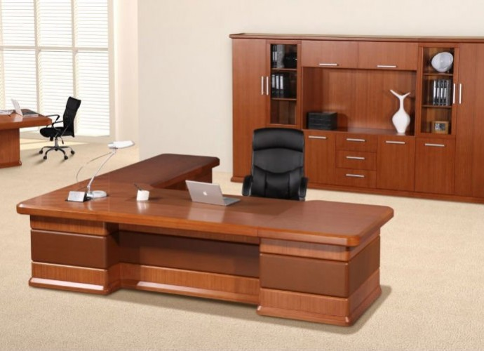 Muebles para oficinas gerenciales muebles para oficina - Modelos de escritorios de madera ...