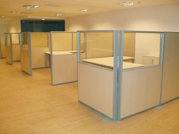 Divisiones de oficina divisiones modulares oficina for Oficinas modulares