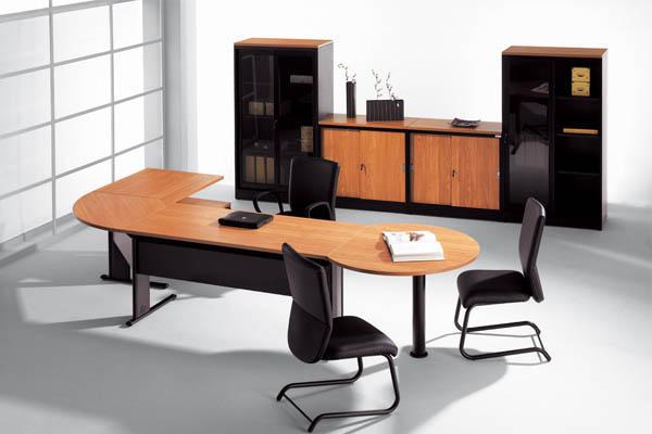 Muebles para oficinas gerenciales muebles para oficina for Muebles de oficina wengue