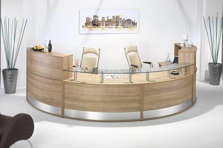 recepci n comercial de empresas muebles de impacto empresas