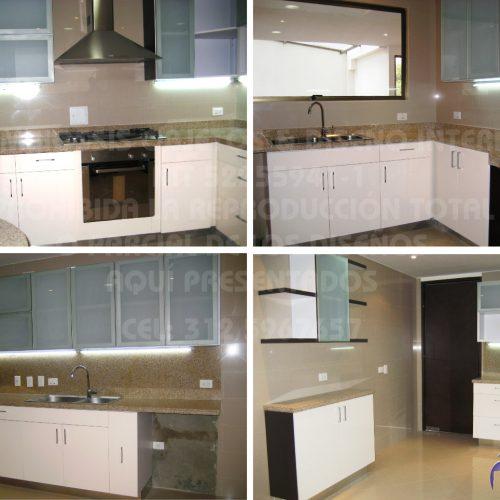 muebles para modernos para cocina bogota